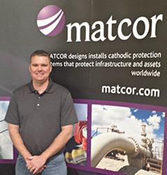 MATCOR Technician Isaac Renfro