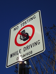 Farmers Branch Bans Texting While Driving