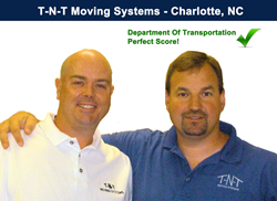 Charlotte Moving Company |  T-N-T Moving Systems