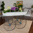 Uttermost Generosa Weathered Flower Cart 26128