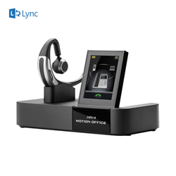 Bluetooth Jabra Motion Office Headset Optimized for Microsoft Lync