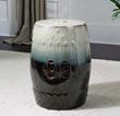 Uttermost Huang Ceramic Garden Stool 24600