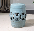 Uttermost Old Sage Ceramic Garden Stool 24601