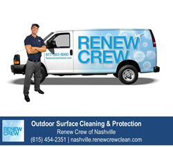 Renew Crew of Nashville Outdoor Cleaning