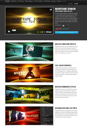 FCPX Themes
