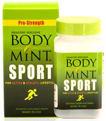 Body Mint Sport