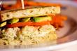 Duke's Crab Club Sandwich