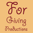 For Giving logo
