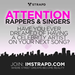Hip Hop Celebrities Team with ImStrapd.com to Offer Contests to Indie...