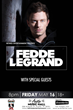 Retired Entertainment Brings Fedde Le Grand to Austin Music Hall on...