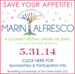 "The Osher Marin JCC Presents ""Marin Alfresco"" Sat - May 31 @..."