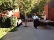 Enter the Garden Courtyard at the Osher Marin JCC