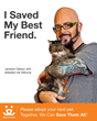 Jackson Galaxy, Star of Animal Planet's 'My Cat From Hell' Lends His...