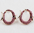 New Gold Plated Studs Earrings Now Available on Beijing Ayong Jewelry Store