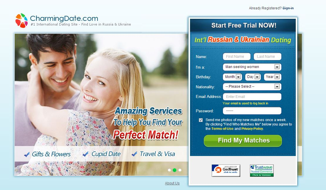 online dating international