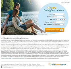HPV Dating Central