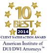 "Michael L. Saile, Jr. Named One of the ""10 Best"" Pennsylvania DUI/DWI Lawyers"