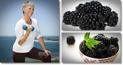 benefits of eating blackberries