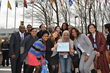 Mercy College Model UN Team Wins at UN Competition