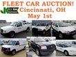 Cincinnati, OH Local Public Auction Thursday, May 1st, 2014, Selling...