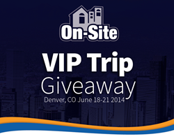 On-Site's VIP Trip to NAA Giveaway