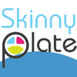 Skinny Plate by Portions Master