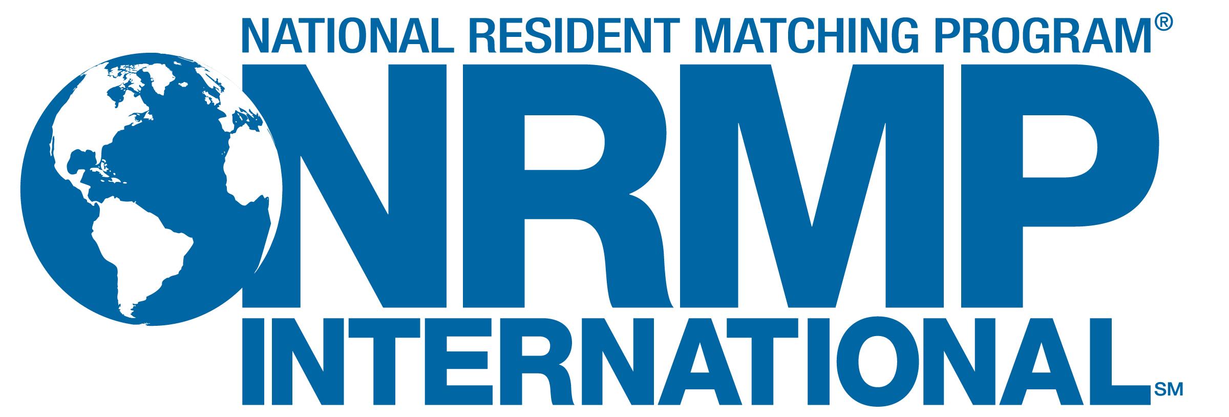 National Resident Matching Program (NRMP®) Launches NRMP
