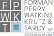Forman Perry Watkins Krutz & Tardy Lawyers Win Precedent-Setting...