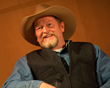 Longmire author, Craig Johnson