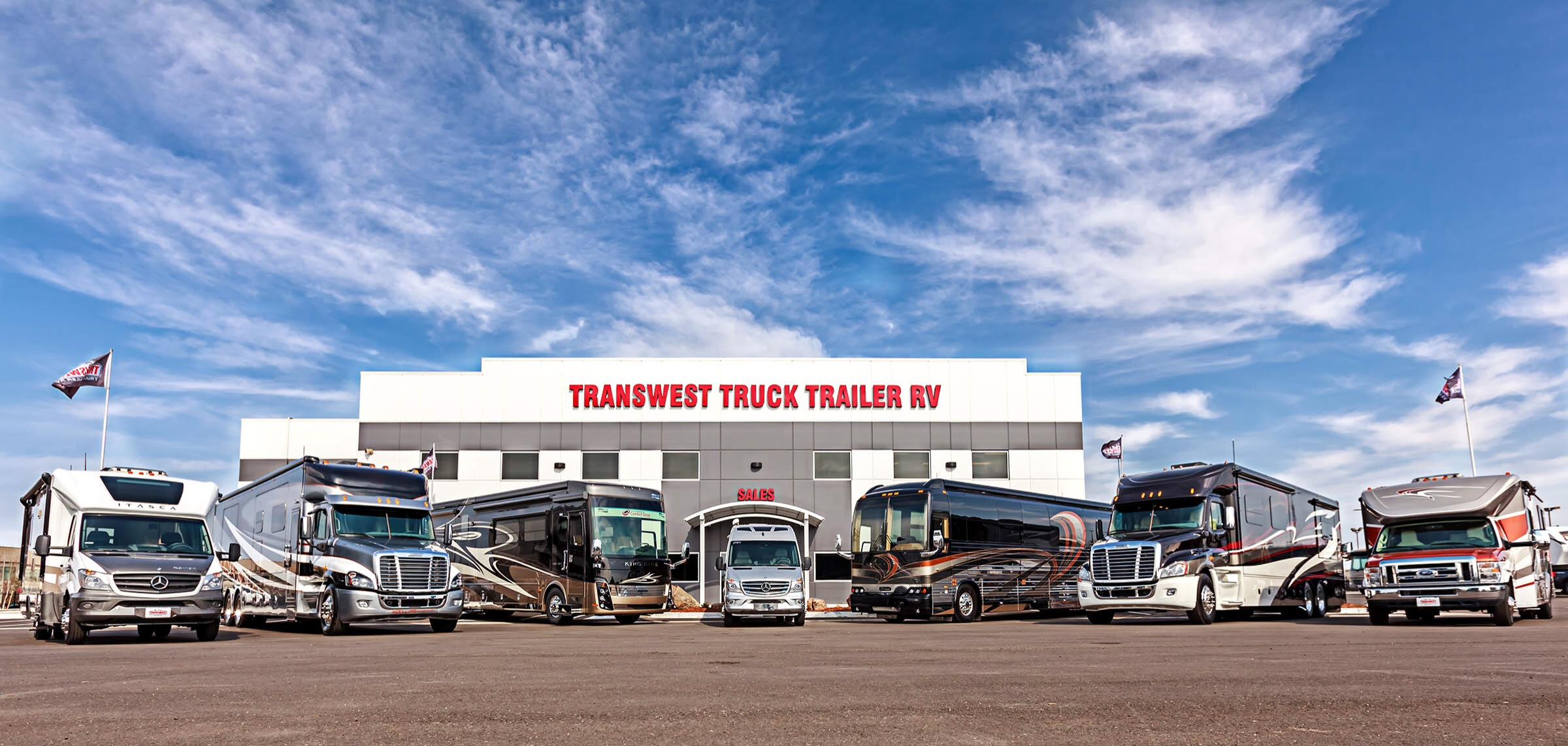 Colorado S Transwest Truck Trailer Rv Announces The Grand