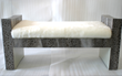 Isbjorn BenchOcean Leather Home Furnishings Collection