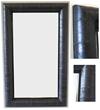 Bjornsson Large Rectangular MirrorOcean Leather Home Furnishings Collection