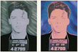 Extremely Rare Frank Sinatra Mugshot Suite by Assistant to Andy...
