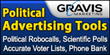 Gravis Marketing Provides Political Consultants A New Wholesale Rate...