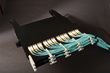 Siemon Demonstrates Advantages of Ultra High Density LightStack™...