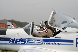 Aviation Performance Solutions (APS) Custom Space Flight Training in Europe through Space Expedition Corporation (SXC).