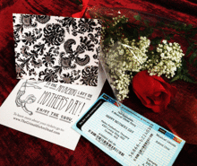 Mother's Day gift-giving just got easier in Seattle. With a few website clicks or a phone call to Brown Paper Tickets, a Mother's Day card can be mailed directly to mom with a surprise tucked inside: tickets for a special night out at the theatre.