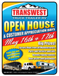 Transwest Truck Trailer RV Open House