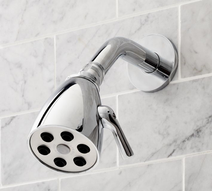 Stop Suffering From Low Water Pressure In The Shower