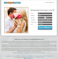 dating with herpes uk lottery