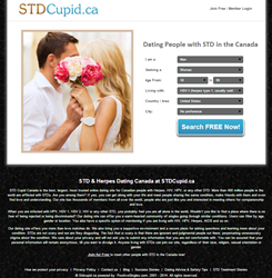 STD Dating Canada