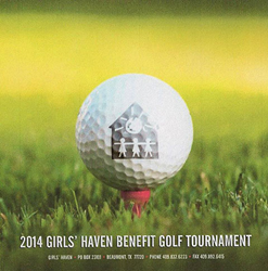 2014 Girls' Haven Benefit Golf Tournament