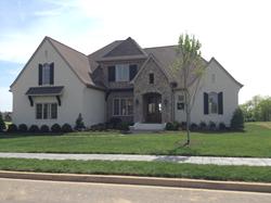 Fairvue plantation model home