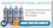 NSF® H1 Food Grade Lubricants from Sprayon® Products:...