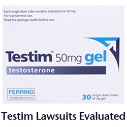 Testim Lawsuits