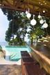 Tropical Infinity Salt Water Pool at Vista Celestial Costa Rica