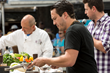 Bravo's Top Chef season five fan favorite, Fabio Viviani will be front and center as he whips up homemade gnocchi.