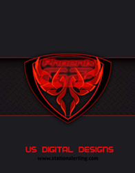 front cover of US Digital Designs product catalog with G2 imposed over red phoenix bird logo