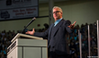 Glenn Beck Speaks at Liberty University Convocation, Airs Radio Show...