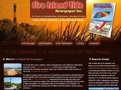 Fire Island, NY -  Fire Island Tide